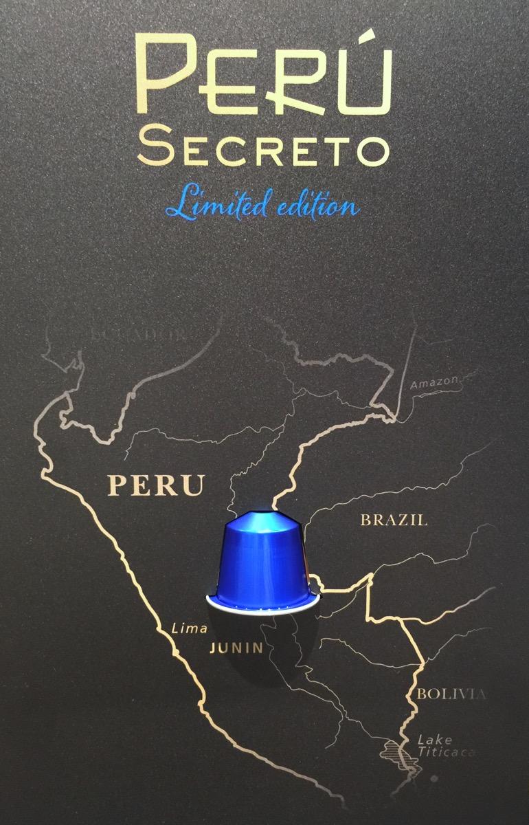 Nespresso - Peru Secreto - Capsule