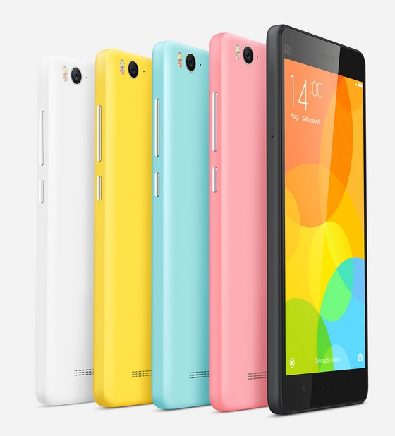 Xiaomi Mi 4i - different colours