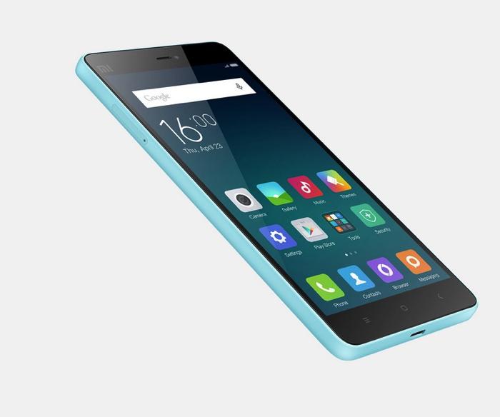 Xiaomi Mi 4i - front view
