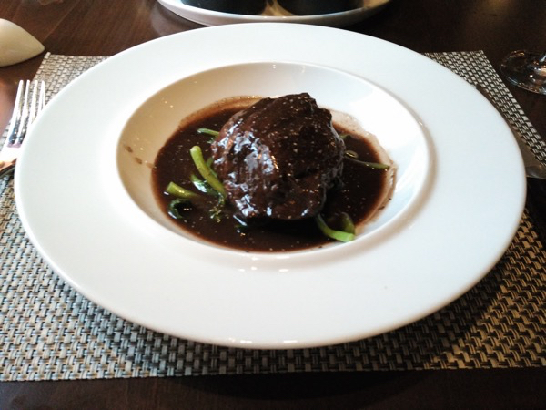 Chops Grille - Slow Braised Short Rib of Beef