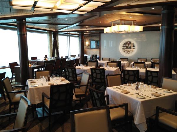Coastal Kitchen - Inside the restaurant