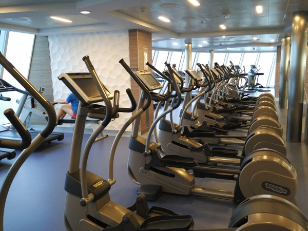 Fitness Club - Interior