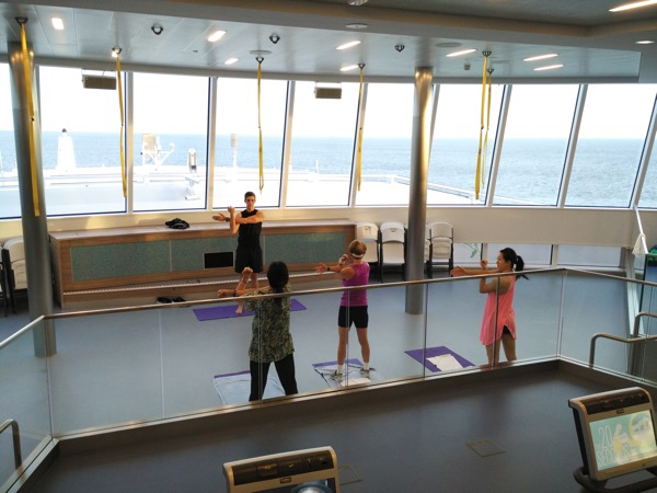 Fitness Club - Lessons