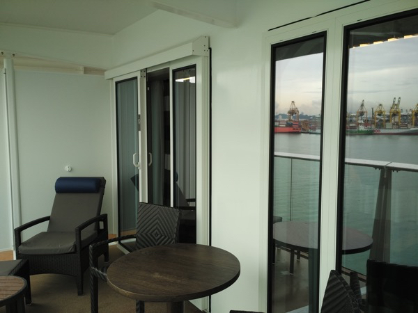 Grand Suite with Balcony - View 4