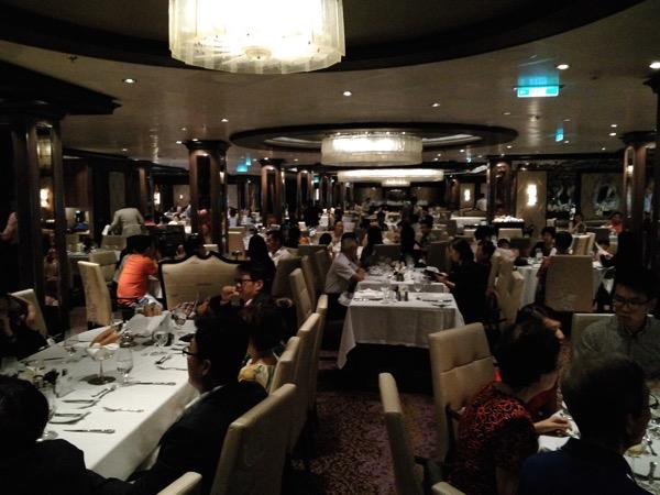 Grande - Inside the restaurant