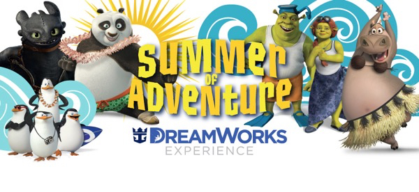 Royal Caribbean Dreamworks Experience (Banner)