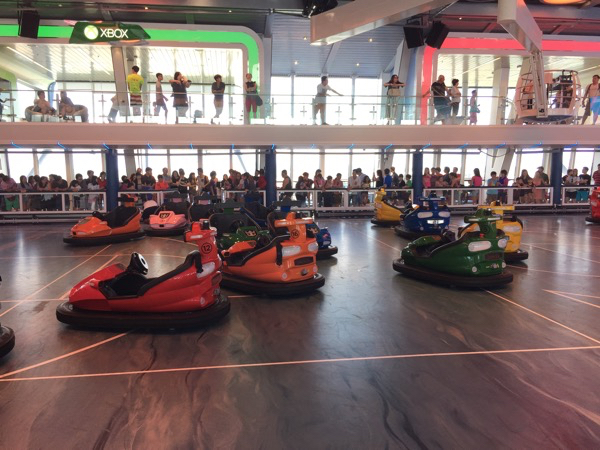 Sea Plex - Bumper Cars