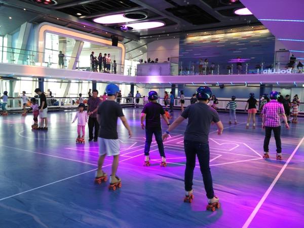 Sea Plex - Roller Skate