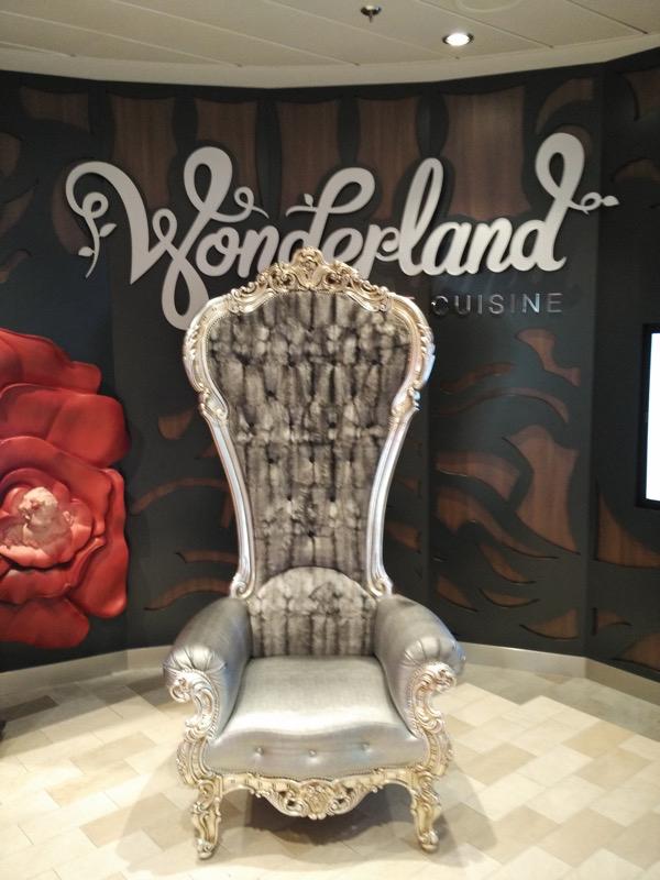 Wonderland - Entrance