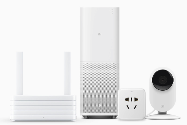 Mi Smart Home Kit 小米智能家庭套装 - Devices connectivity