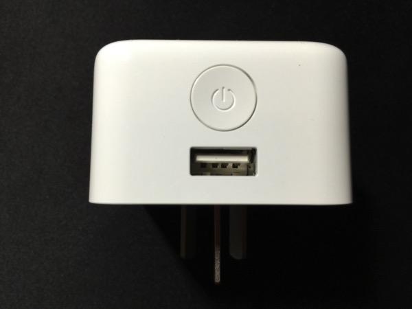 Mi Smart Plug - side view
