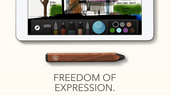 Pencil by FiftyThree  Main Display