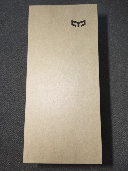 Yeelight bedside lamp - packaging