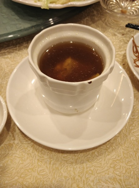 Jing Long Seafood Restaurant - Double boiled Chicken Soup
