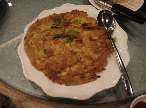Jing Long Seafood Restaurant - Furong Egg