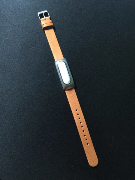 Mi Band Leather Strap - Assembled