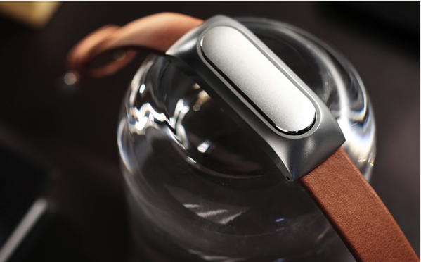 Mi Band Leather Strap - Main Image