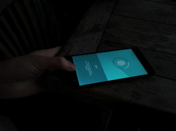 OnePlus Two Launch - Fingerprint scan