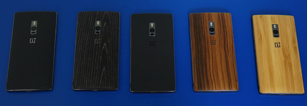 Oneplus Two - backfaces