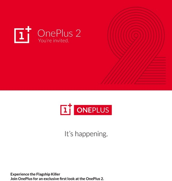 Oneplus2 Launch in Singapore