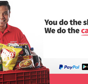 Redmart - Online Grocery Shopping made easy!