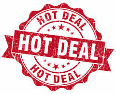 Redmart - Hot Deal logo