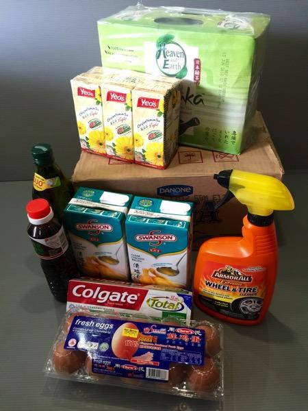 Redmart - Non perishables
