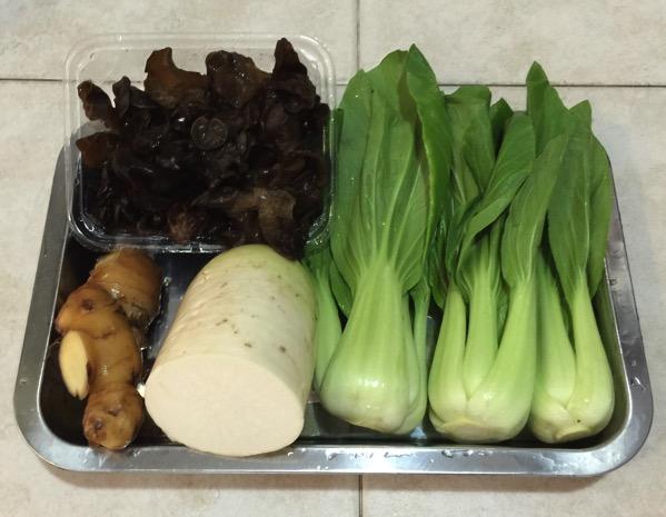 Redmart - fresh vegetables