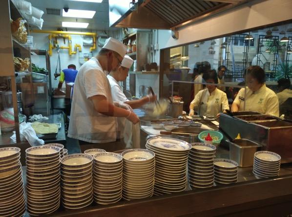 Mak Noodles - Kitchen