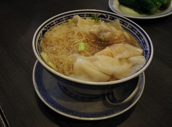 Mak Noodles - Wanton Noodle Soup