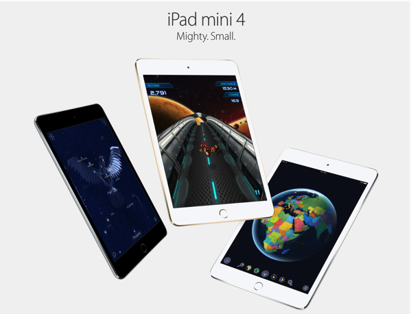 iPad Mini 4 - Main Image