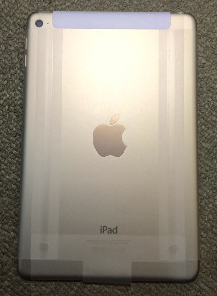 iPad Mini 4 - Back