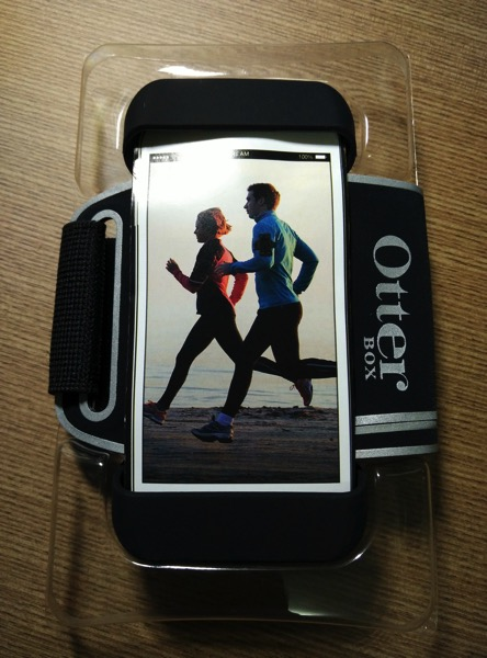 OtterBox Sports Armband - unboxed