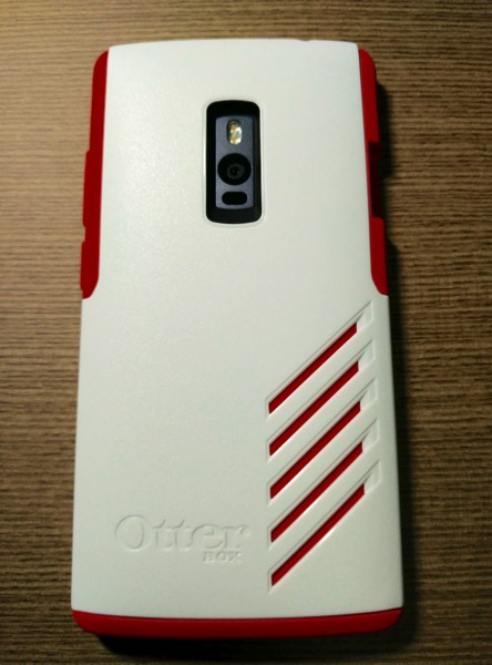 OtterBox for OnePlus 2 - Red - Back