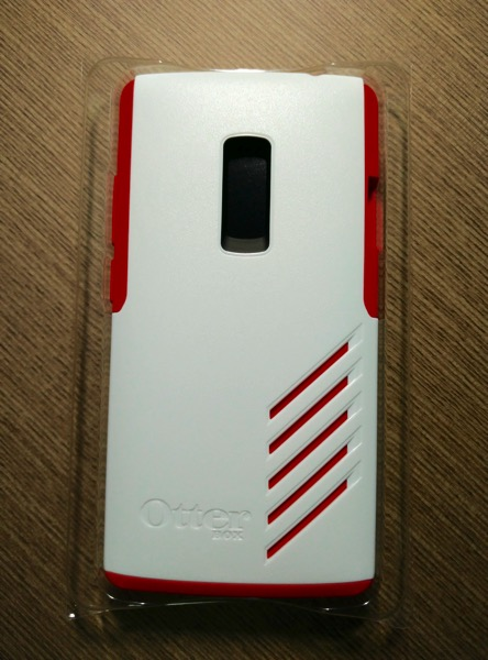OtterBox for OnePlus 2 - Unboxed (Red)