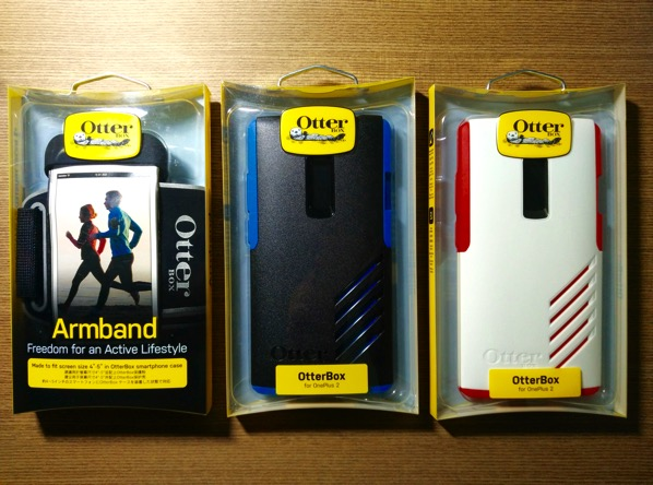 OtterBox for OnePlus 2 - full series