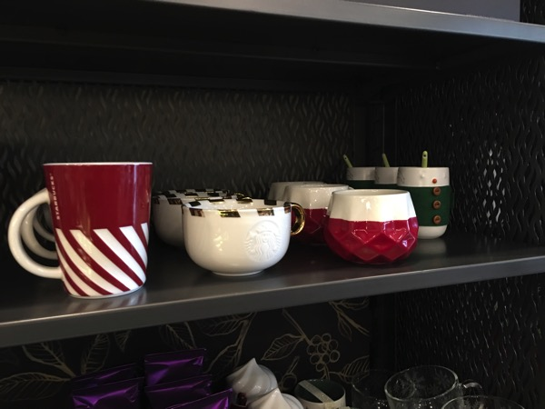 Starbucks Cheer Party - Christmas collectables 2