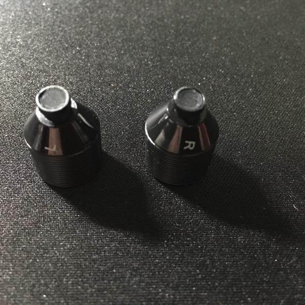 Earin earphones - drivers
