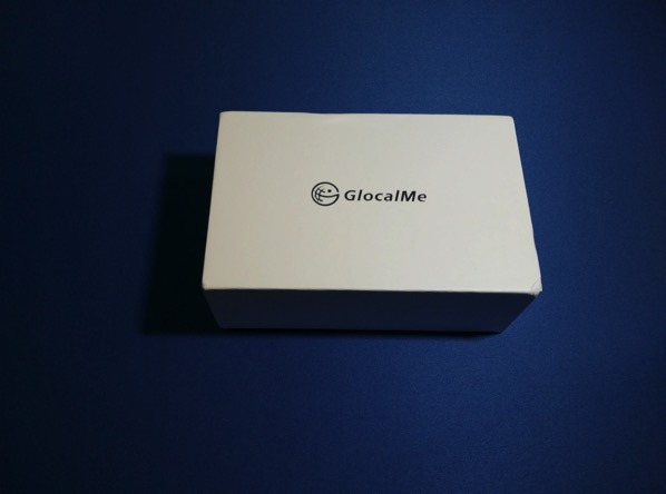 GLocalMe G2 - Box packaging