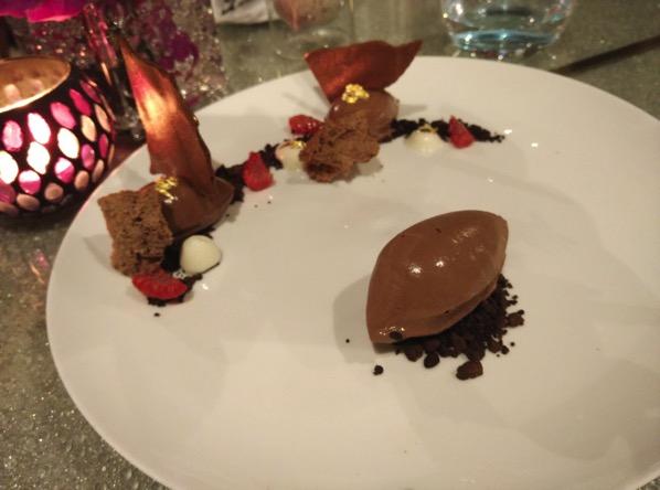 Sofitel Xperience Restaurant & Bar - Decadent Chocolate