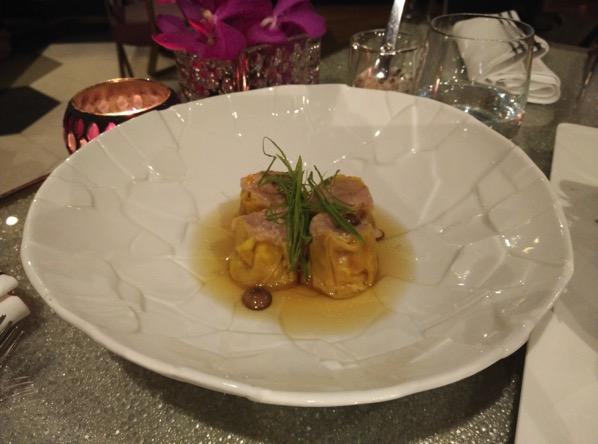 Sofitel Xperience Restaurant & Bar - Foie Gras Truffle Siew Mai