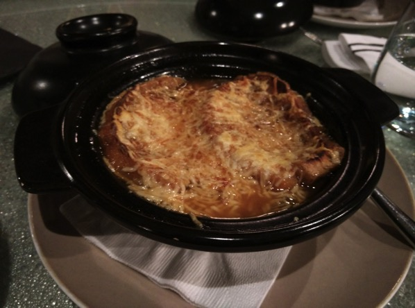 Sofitel Xperience Restaurant & Bar - French Onion Soup
