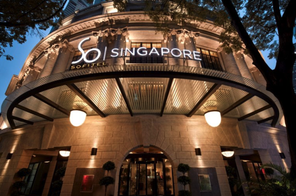 Sofitel Xperience Restaurant & Bar - main hotel