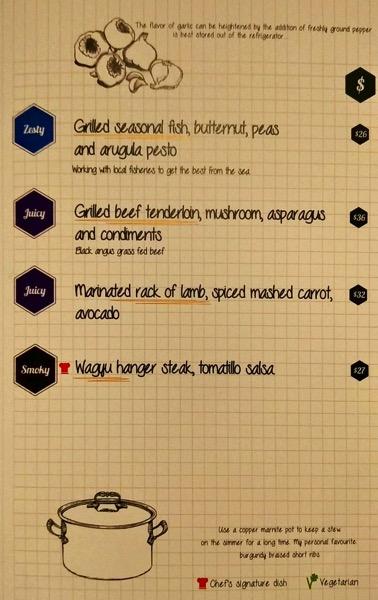 Sofitel Xperience Restaurant & Bar - menu pg6