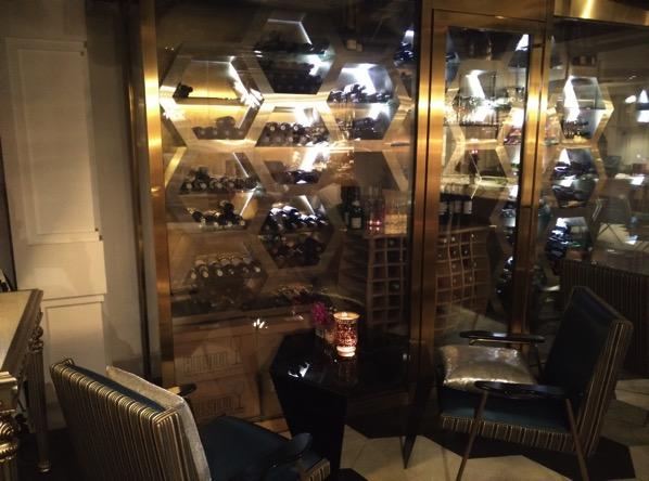 Sofitel Xperience Restaurant & Bar - wine cellar