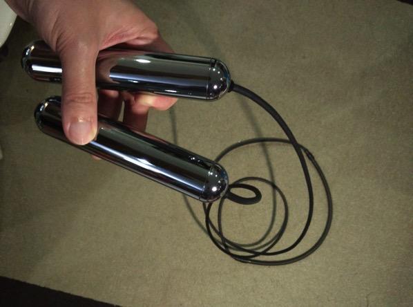 Tangram Smart Rope - skipping rope handles
