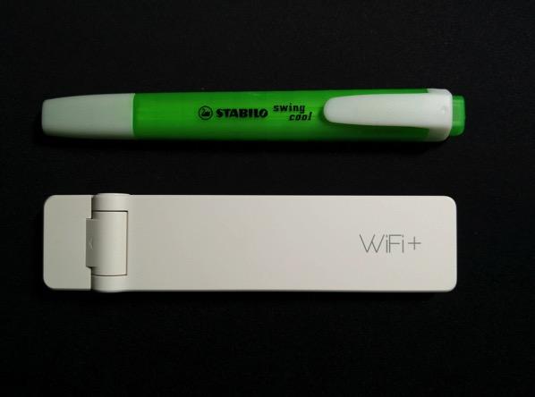 Xiaomi Wifi Extender (小米WiFi放大器) - device actual size