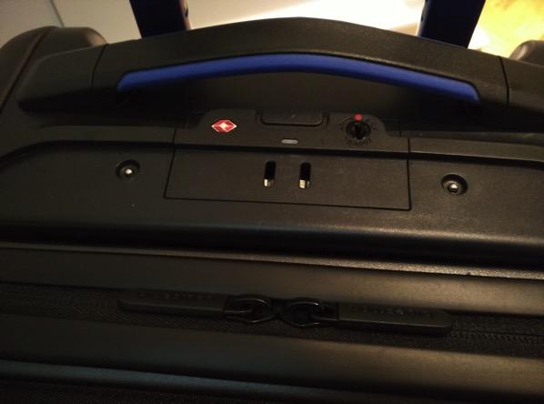 Bluesmart - TSA lock