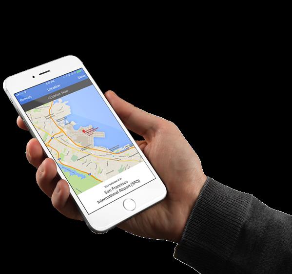Bluesmart - app tracking