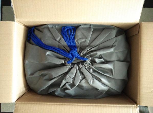 Bluesmart luggage - unboxed